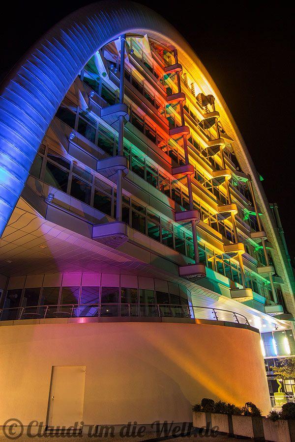 Berlin Festival of Lights/ Berlin Leuchtet 2015 - IHK Gebäude