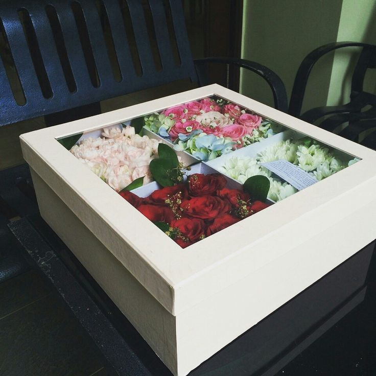 another flowers box to pack your happiness