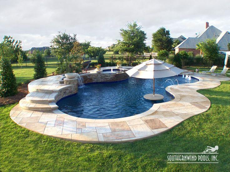 terrasse ideen hinterhof ideen pool design ideen outdoor dekor hinterhof designs auenrume dekorationen strand pool ideas - Hinterhof Mit Pooldesignideen