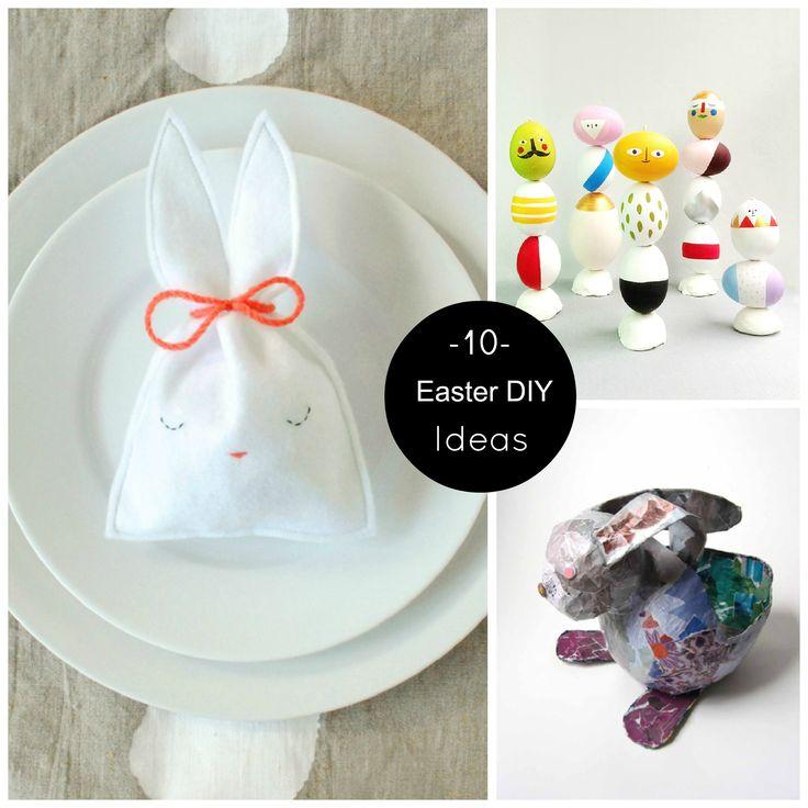 Diy Easter Decorations Home Diy Easter Egg Decorations