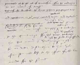 1000 images about tudors thomas cromwell councilor to for Tudor signatures