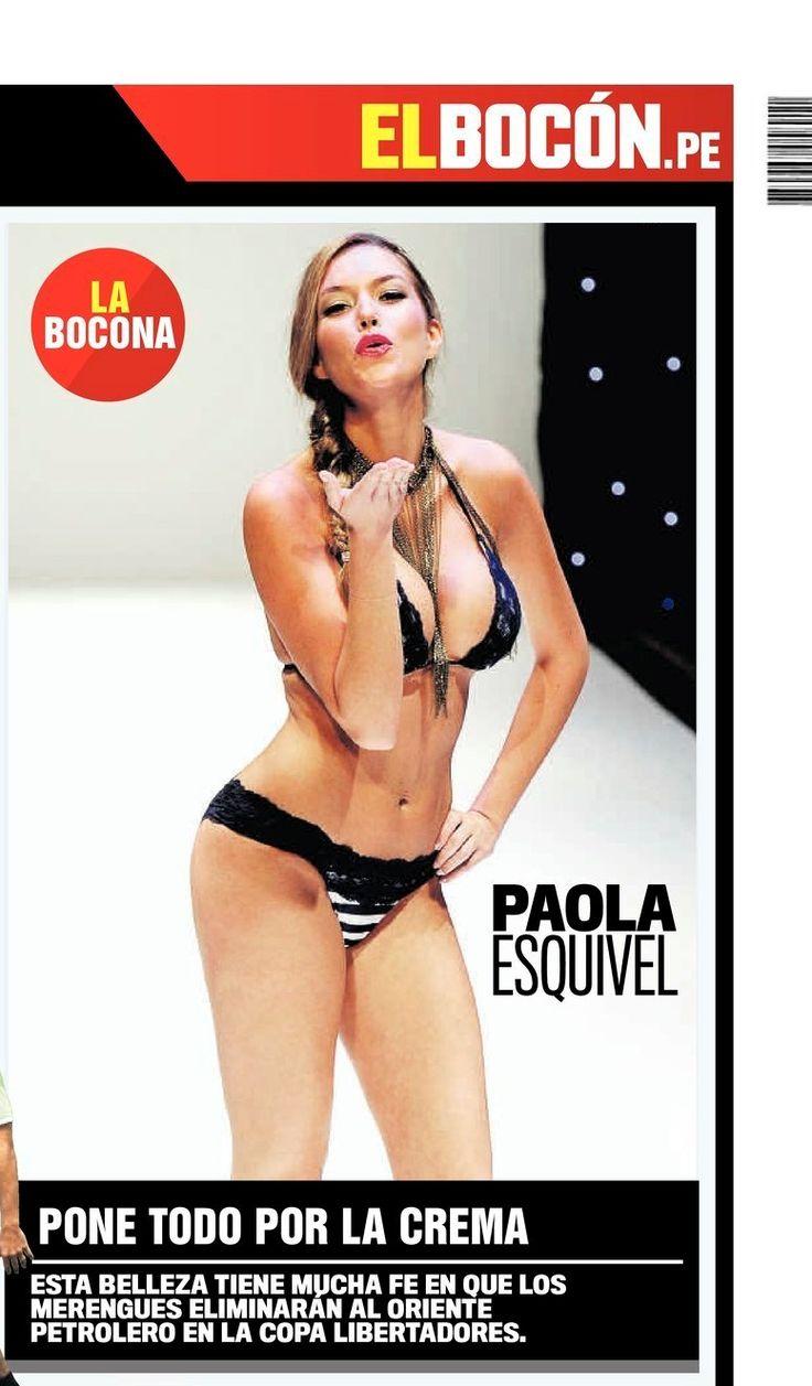 Paola Esquivel...