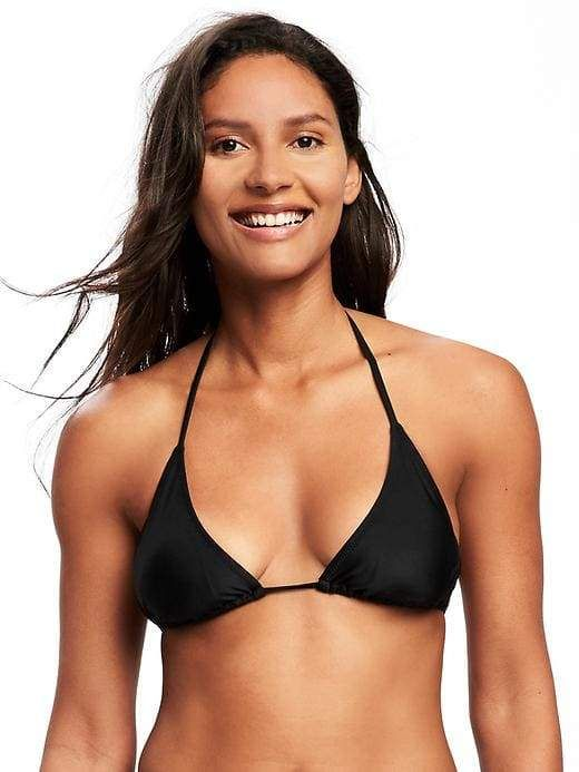 a0948624c1ca7 Old Navy Triangle String-Bikini Top for Women in 2019 | Products ...