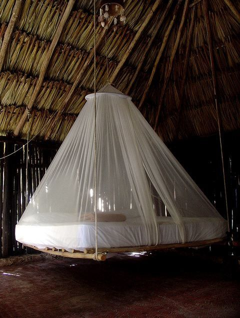 Mosquito net -  Hanging Bed-Swing