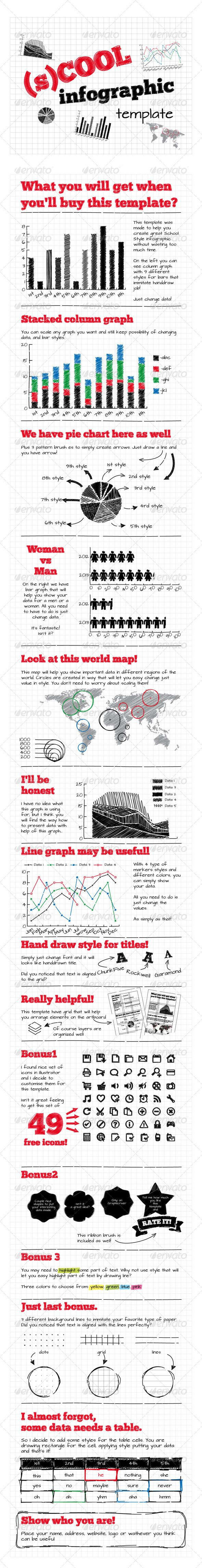(S)Cool Infographic Template