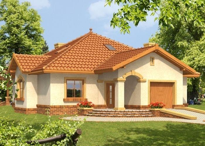 Projekat atraktivne prizemne kuće – Ramzes