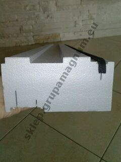 Blok podprogowy od 70 do 250mm HS/HST PD02 XT wycinany indywidualnie pod profil