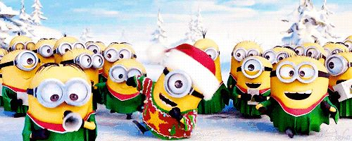 30 Happy Holidays, Merry Christmas Animated Gif Greetings - Best ...
