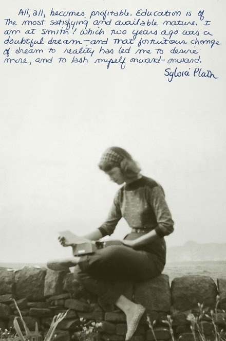 is sylvia plath a good writer Sylvia plath was an american poet, novelist, and short-story writer  for good reply kelsey murphy says.