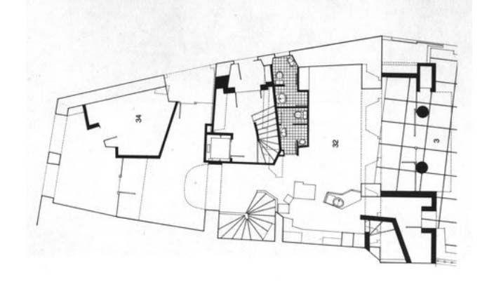 Rudolf Olgiati, Tschaler House, Chur, Switzerland, 1977