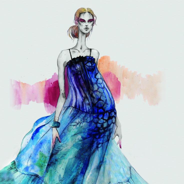 Nina Sibiratkina reinterpreta el Cabinet de Curiosités by Escorpion #fashion #moda #design