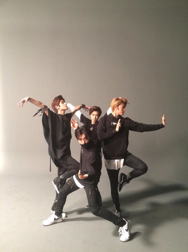 Taeyong, Yuta, Hansol and Ten #SMROOKIES