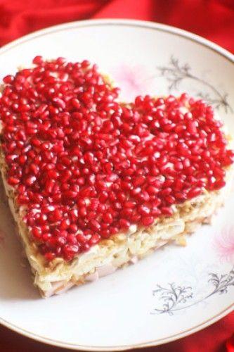Меню на День святого Валентина: ТОП-10 рецептов - Кулинарные советы для любителей готовить вкусно - Хозяйке на заметку - Кулинария - IVONA - bigmir)net - IVONA bigmir)net