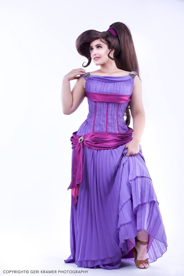 #disney #princess Megara in Hercules | cosplay costume and ...