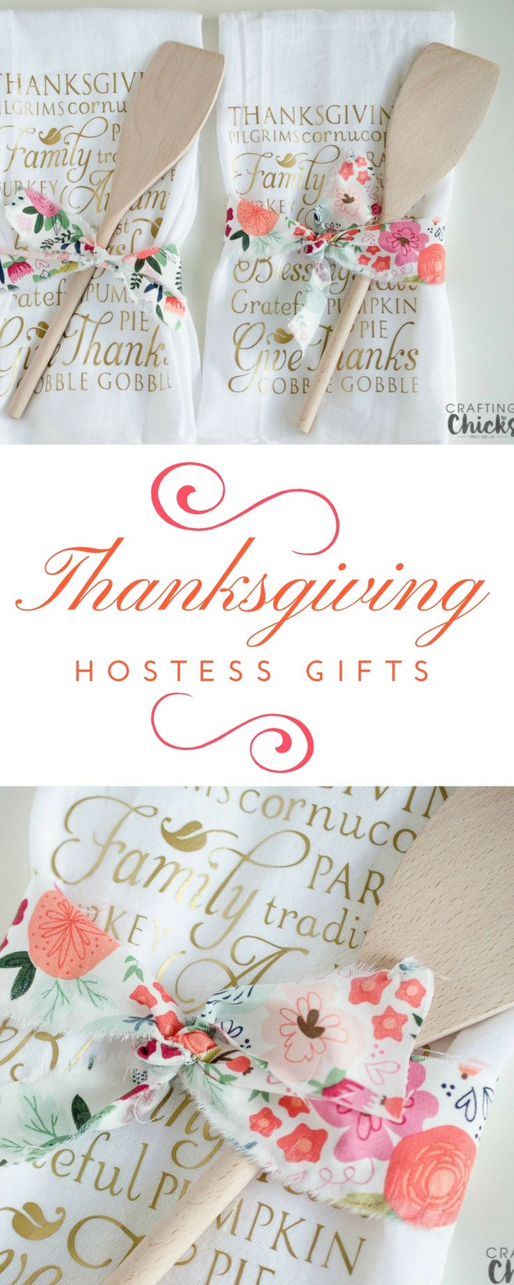 Thanksgiving Hostess Gift Idea   Quick and easy Thanksgiving hostess gift ideas to give to your gracious host. #thanksgivinggift #hostessgift