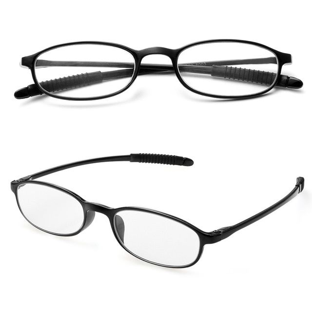 13fa831bd41 Unisex 1.00~ 4.0 Diopter Elders Vision Care Ultra-light Fashion Presbyopic Reading  Glasses Resin Anti-skidding Eyeglasses Review