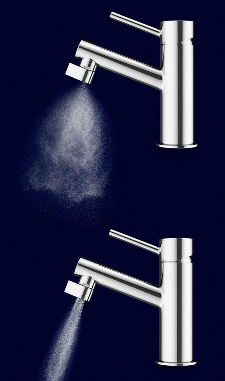 El pulverizador para grifos que ahorra un 98% de agua
