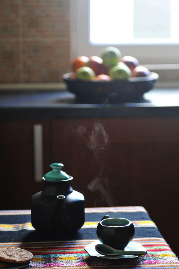 tea at Cosy - www.bellhostel.com