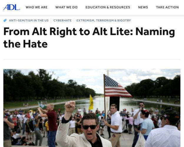 The Pro-Trump Media Is Full Of Offensive Memes And Trolls But Is It A Hate Group?