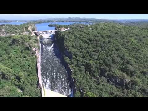 diques del valle de calamuchita cordoba (piedras moras - embalse - los m...