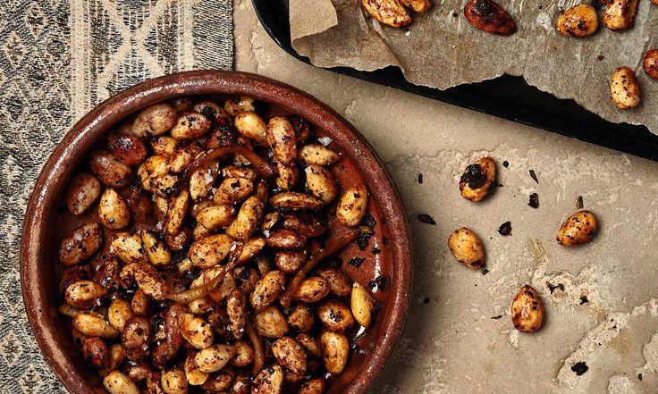 Finger-lickin' good: Yotam Ottolenghi's recipes for nibbles