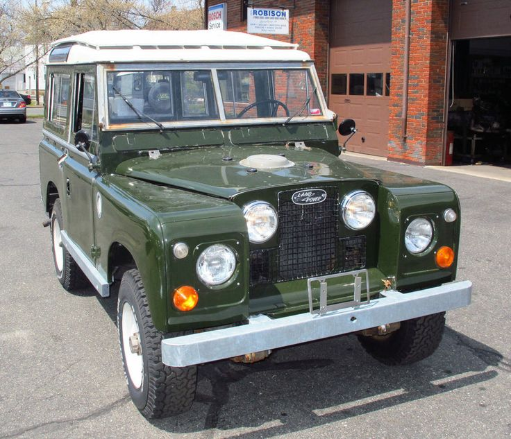 1000+ Images About Land Rover Series IIa On Pinterest