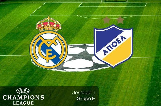 Ver Real Madrid vs Apoel en vivo online por la Champions League 2017 martes 21 de noviembre 2017 hoy. TarjetaRoja.top Online te trae ...