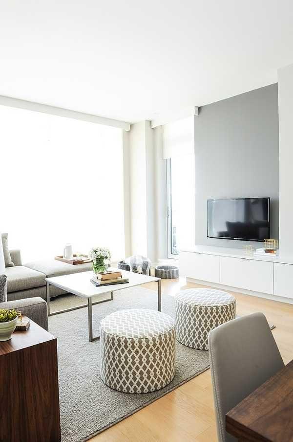Элегантная и нежная квартира в Ванкувере | Пуфик - блог о дизайне интерьера