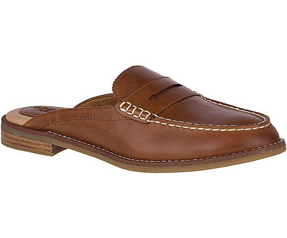 Seaport Penny Mule | Sperry loafers