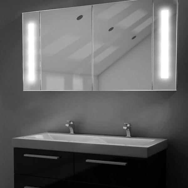 Die besten 25+ Illuminated bathroom cabinets Ideen auf Pinterest - badezimmer 60 cm