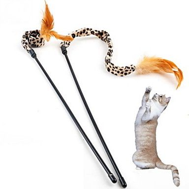 Giocattolo per gatti Giocattoli per animali Rompicapi Giocattolo morbido Leopardo Tessuto del 3952551 2017 a €2.99