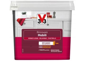 Smalti Rinnovare di V33: decorare senza sverniciare! - ColoreHobby.it