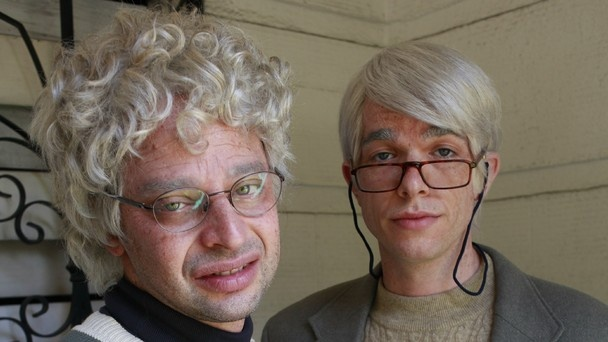 Kroll Show - Gil Faizon and George St. Geegland