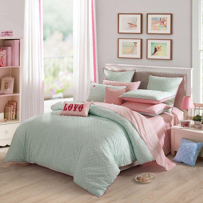 +1000 ideias sobre Quartos Para Menina Azul Turquesa no  ~ Quarto Rosa E Azul Tiffany