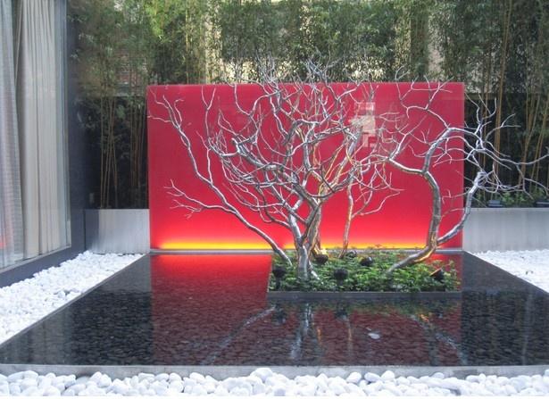les 48 meilleures images du tableau jardin minimaliste sur. Black Bedroom Furniture Sets. Home Design Ideas