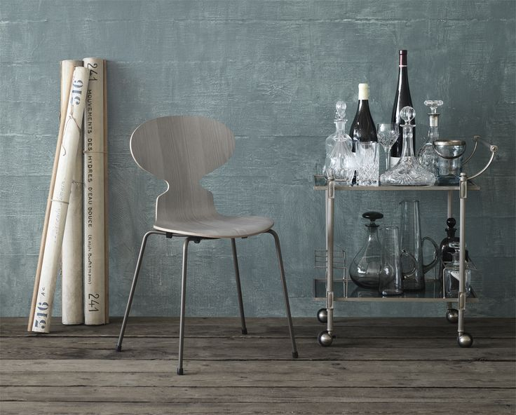 Fritz Hansen's Choice 2016. The Ant™ designed by Arne Jacobsen in 1952.