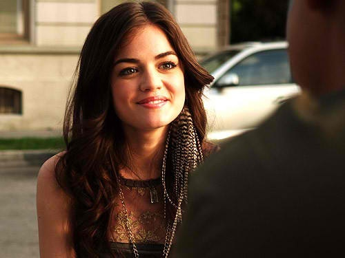 Aria's+Pretty+Little+Liars+Single+Long+Feather+by+heartSunshine,+$100.00