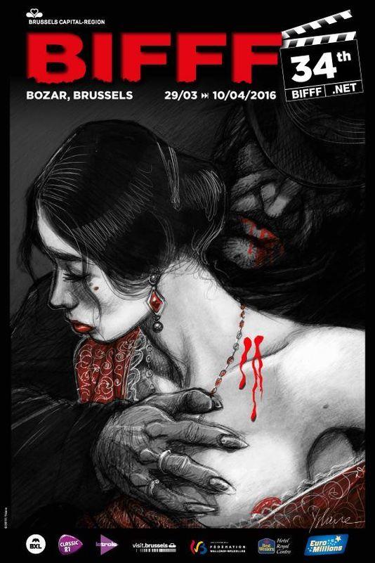 Le Festival international du film fantastique de Bruxelles est maintenu