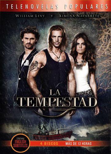 La Tempestad [4 Discs] [DVD]