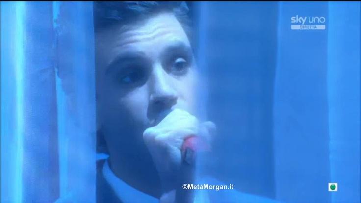 Mika a @X Factor Italia - 9^ puntata 07.12.2012