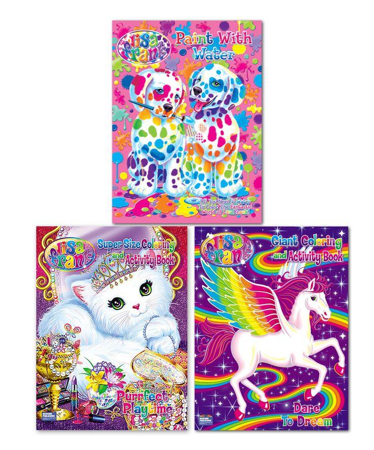 The 25+ best Lisa frank coloring books ideas on Pinterest ...