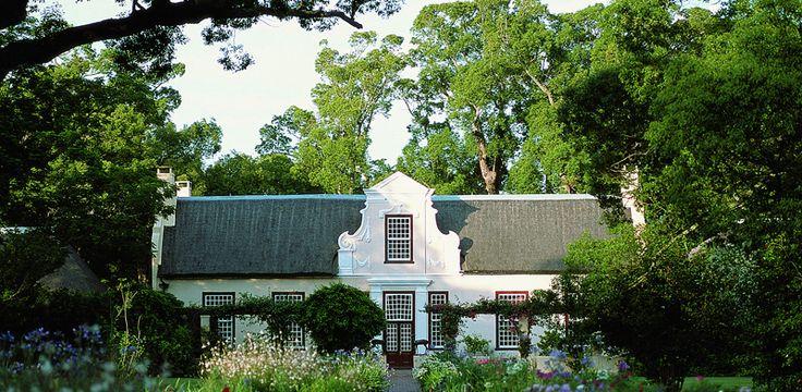 Sights in Cape Town – Vergelegen. Hg2Capetown.com.