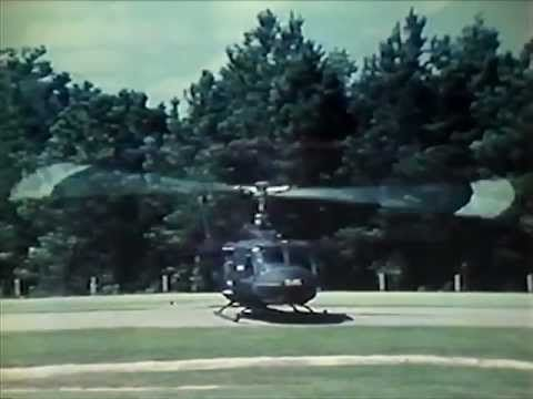 Mast Bumping in Helicopters - US Army Training Film