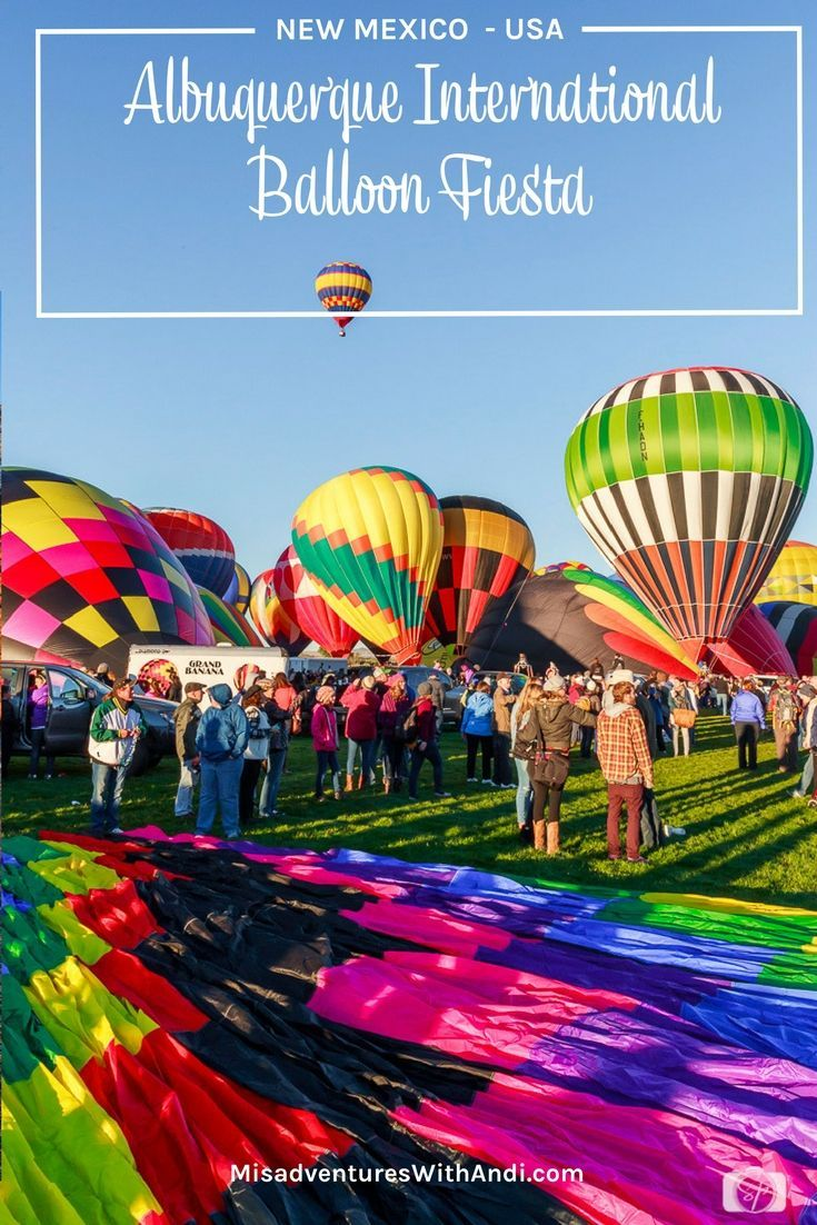 My experience at the Albuquerque International Balloon Fiesta including  tips and tricks for navigating the festival and what you shouldn't miss!
