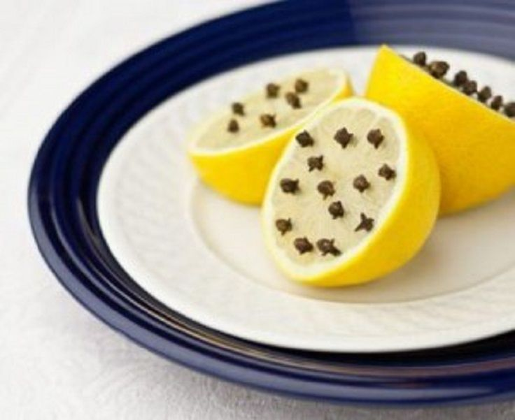 Top 10 Amazing Uses of Lemons.  Keep insects out