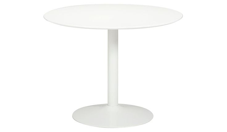 Buy George Home Wyatt Circular Dining Table - White from our Dining Tables & Chairs range today from George at ASDA.
