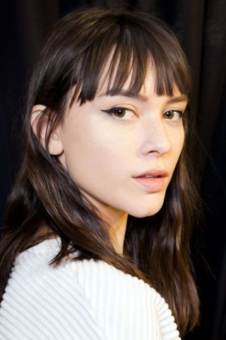 The best new makeup trends to try for fall 2015.