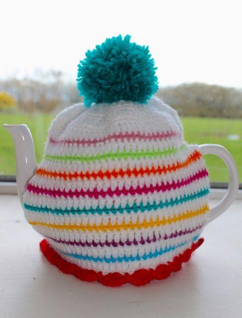 Mejores 61 imágenes de Tea Cosies en Pinterest | Cubiertas para ...