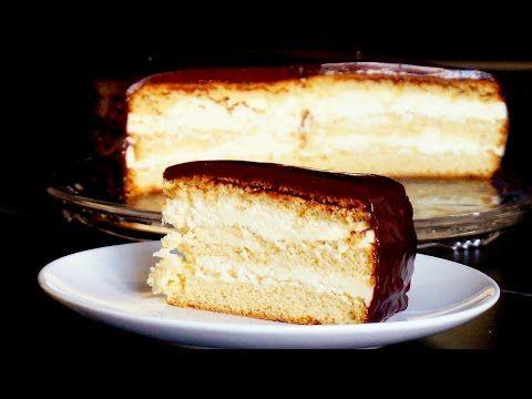 Pasteles de colores: Kinder cake