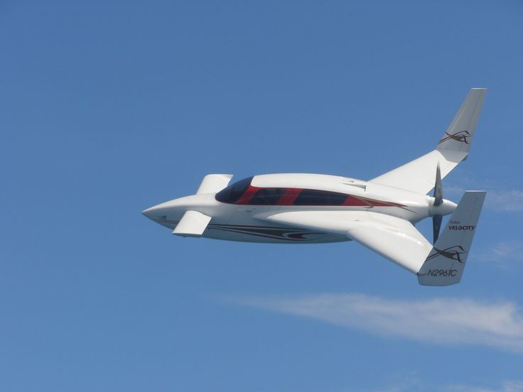 Velocity TXL - Velocity Aircraft. i love this plain and i love that it comes in a kit. i think ill take this one